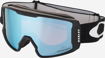 OAKLEY Sports glasses 'Line Miner' in Black