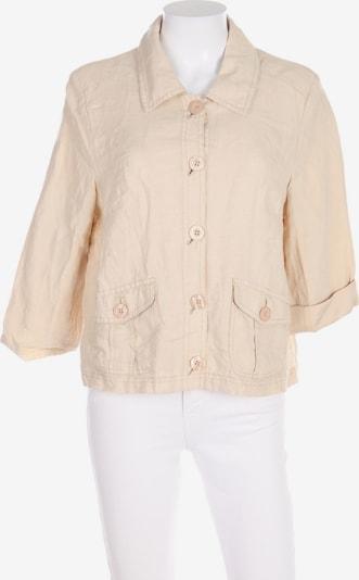 IN LINEA Jacket & Coat in L in Beige, Item view