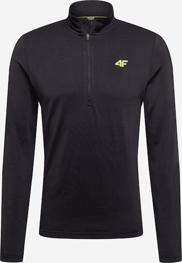 Sportiniai apatiniai marškinėliai iš 4F , spalva - šviesiai žalia / juoda, Prekių apžvalga