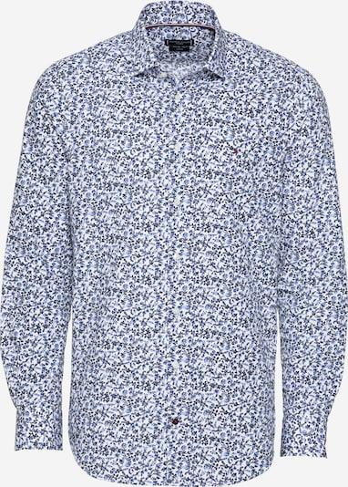 Tommy Hilfiger Tailored Paita värissä laivastonsininen / vaaleansininen / punainen / valkoinen, Tuotenäkymä