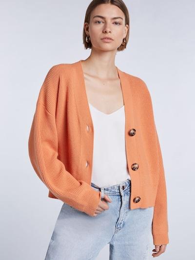 SET Kardigan - korálová, Model/ka