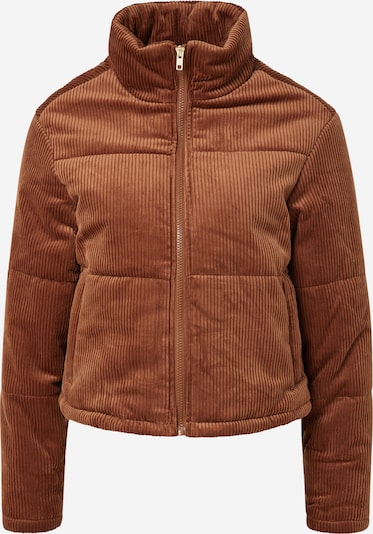 Urban Classics Jacke in braun, Produktansicht
