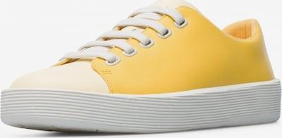 CAMPER Sneaker ' Twins ' in gelb, Produktansicht