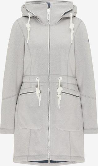 ICEBOUND Functionele mantel in de kleur Grijs, Productweergave