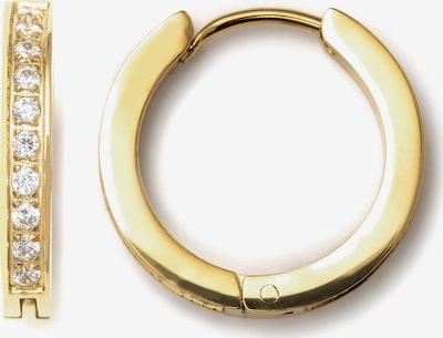 Heideman Ohrschmuck 'Creole' in gold, Produktansicht