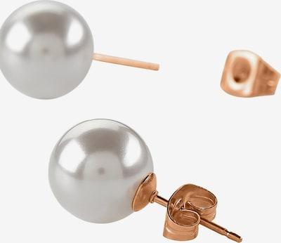 Heideman Ohrschmuck 'Perle' in gold, Produktansicht