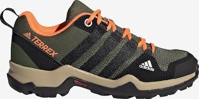 adidas Terrex Halbschuh in grau / orange / schwarz, Produktansicht