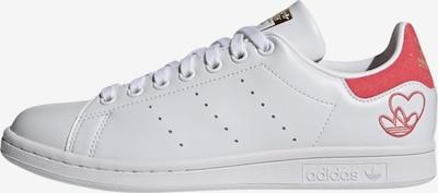 ADIDAS ORIGINALS Sneakers laag 'Stan Smith' in de kleur Watermeloen rood / Wit, Productweergave