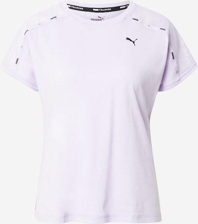 PUMA Sportshirt 'Boyfriend' in lavendel / schwarz, Produktansicht