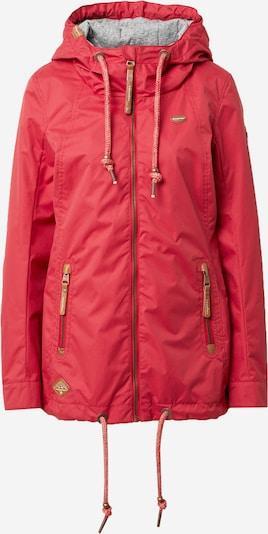 Ragwear Tehnička jakna 'Zuzka' u crvena, Pregled proizvoda