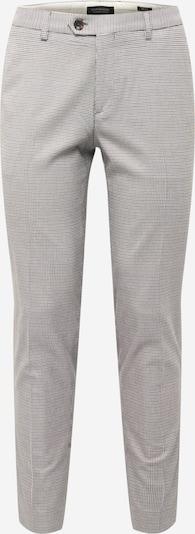 SCOTCH & SODA Chino 'MOTT' in de kleur Beige / Blauw / Grijs, Productweergave