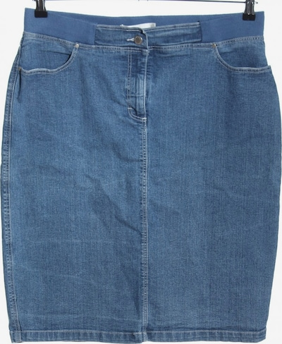 Collection L Jeansrock in XXL in blau, Produktansicht