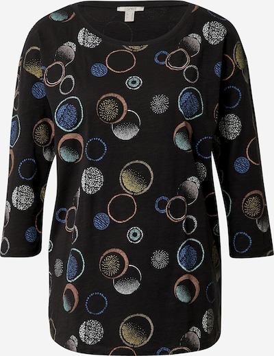 ESPRIT Majica u miks boja / crna, Pregled proizvoda