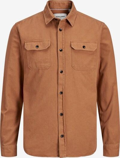 JACK & JONES Overhemd in de kleur Bruin, Productweergave