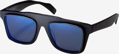 Yohji Yamamoto Eyewear Sonnenbrille 'YY7022-613' in blau / schwarz, Produktansicht