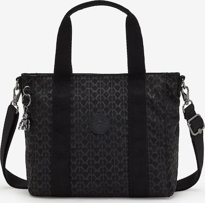 KIPLING Handbag 'Asseni' in Basalt grey / Plum, Item view