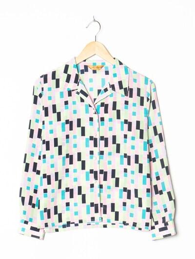 Milano Bluse in L in mischfarben, Produktansicht
