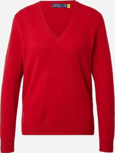Polo Ralph Lauren Pullover in rot, Produktansicht