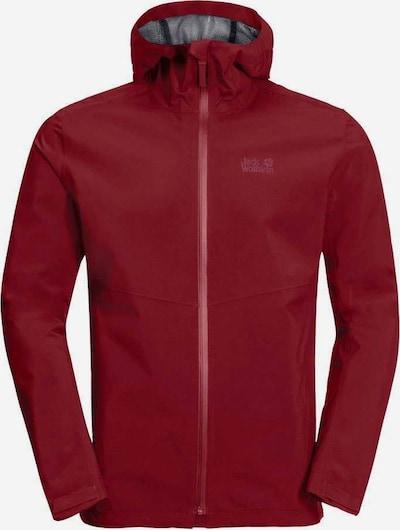 JACK WOLFSKIN Functionele jas in de kleur Bordeaux, Productweergave