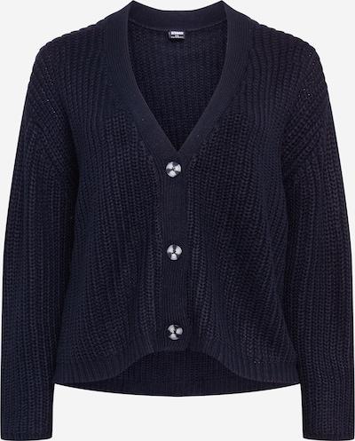 Urban Classics Curvy Плетена жилетка в черно, Преглед на продукта