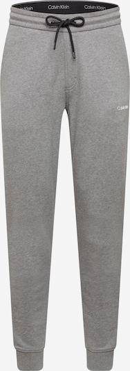 Calvin Klein Hlače | siva barva, Prikaz izdelka