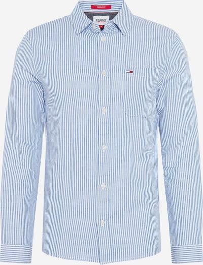 Tommy Jeans Hemd in navy / hellblau / rot / weiß, Produktansicht