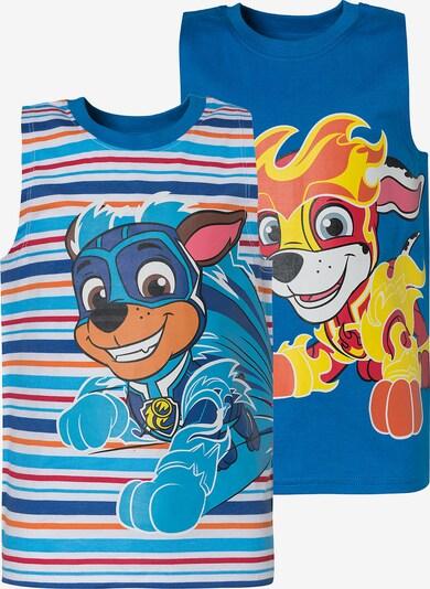 PAW Patrol Shirt in blau / mischfarben, Produktansicht