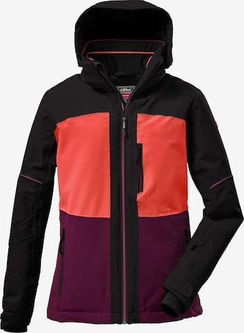 KILLTEC Outdoor jacket in Mixed colours