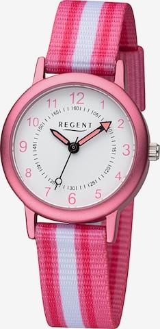REGENT Uhr in Pink