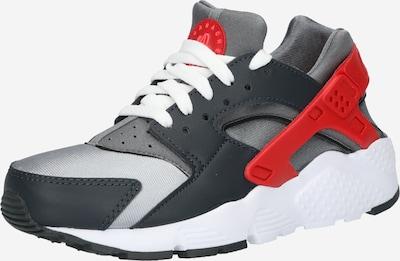 Sneaker Nike Sportswear di colore grigio / grigio scuro / rosso, Visualizzazione prodotti