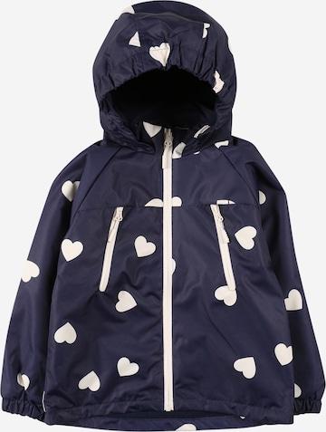 OVS Prechodná bunda - Modrá