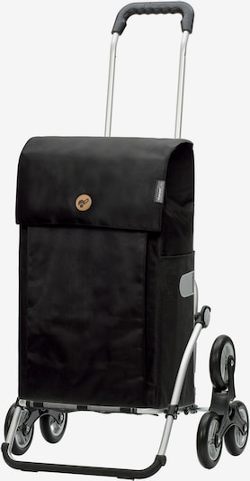 Andersen Shopper Valisette en noir, Vue avec produit