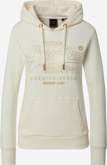 Superdry Sweatshirt in creme, Produktansicht