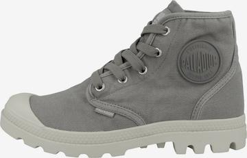Palladium Boots ' Pampa Hi ' in Grau