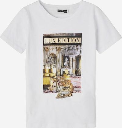 NAME IT T-Shirt en blanc, Vue avec produit