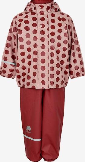 CELAVI Regenanzug in pink / pitaya, Produktansicht