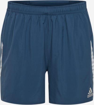 ADIDAS PERFORMANCE Sportbroek 'Saturday' in de kleur Blauw, Productweergave