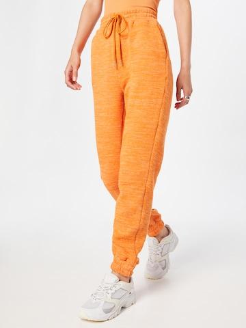 GLAMOROUS Püksid, värv oranž