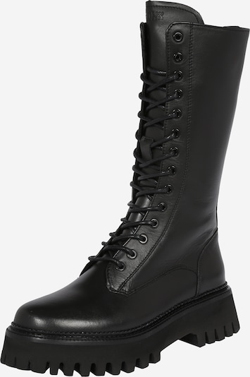 BRONX Lace-up boot 'Groovy' in black, Item view