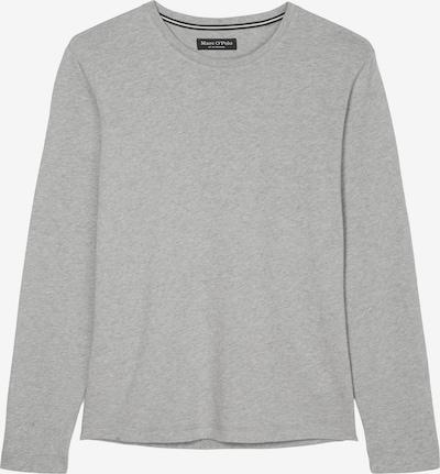 Marc O'Polo Sweatshirt in grau / hellgrau, Produktansicht