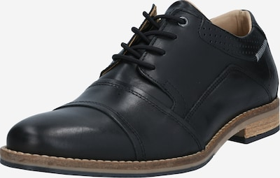 BULLBOXER Lace-up shoe in black, Item view