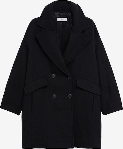 MANGO Prechodný kabát - čierna, Produkt