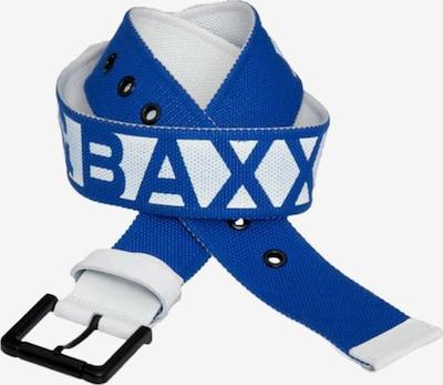 CIPO & BAXX Gürtel in blau, Produktansicht