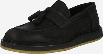 Papuci de casă 'Kiren' HUGO pe negru, Vizualizare produs
