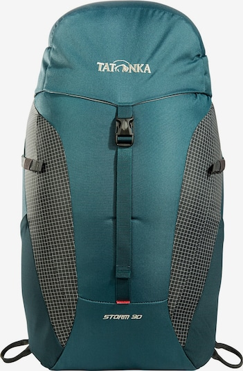 TATONKA Sportrugzak 'Storm 30 ' in de kleur Beige / Grijs / Groen, Productweergave