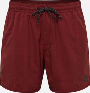 BRUNOTTI Surfaripüksid, värv punane