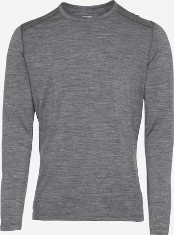 Maglia funzionale '200 Oasis' di ICEBREAKER in grigio