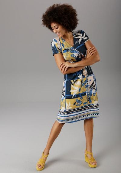 Aniston SELECTED Sommerkleid in mischfarben, Modelansicht