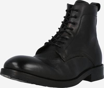 Hudson London Schnürboots 'CEDAR' in schwarz, Produktansicht
