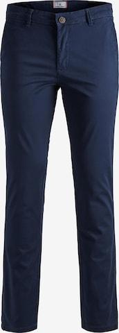 Jack & Jones Plus Chino-püksid 'Marco', värv sinine